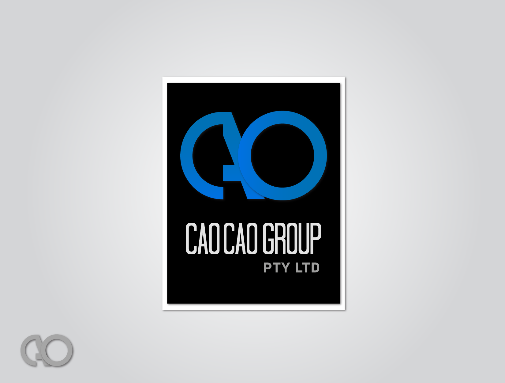 Logo Design by funkeekhan - Entry No. 163 in the Logo Design Contest cao cao group pty ltd Logo Design.