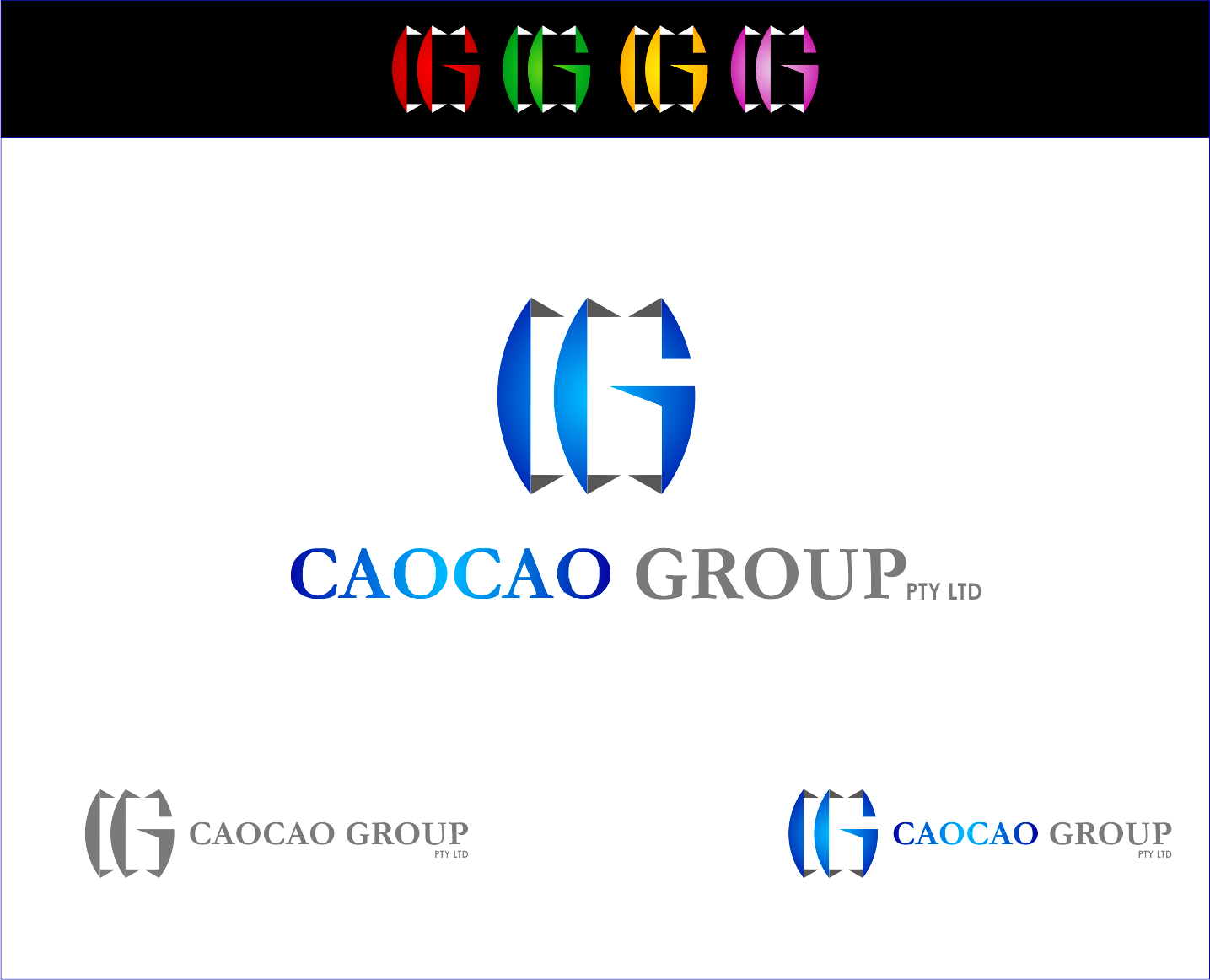 Logo Design by Armada Jamaluddin - Entry No. 168 in the Logo Design Contest cao cao group pty ltd Logo Design.
