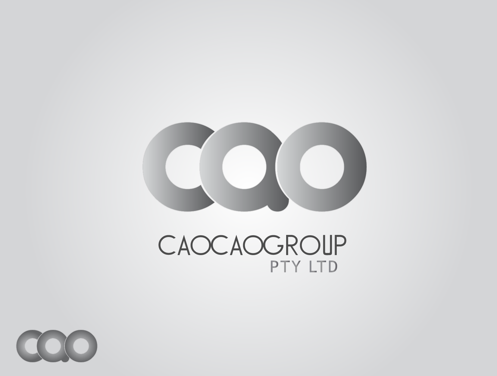 Logo Design by funkeekhan - Entry No. 175 in the Logo Design Contest cao cao group pty ltd Logo Design.