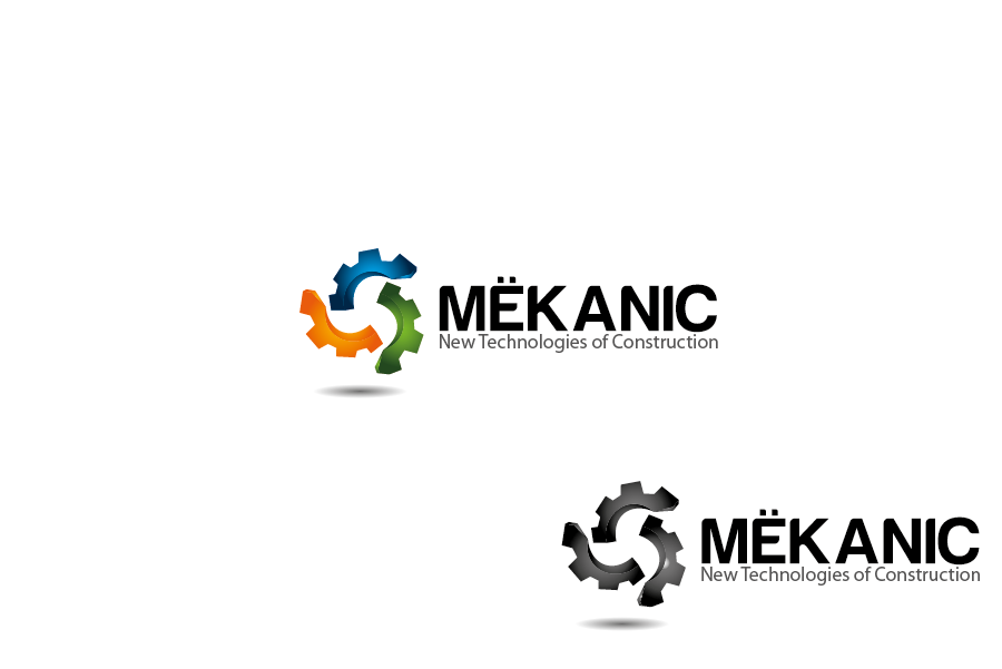 Logo Design by Private User - Entry No. 157 in the Logo Design Contest Creative Logo Design for MËKANIC - Professional and technical squad.