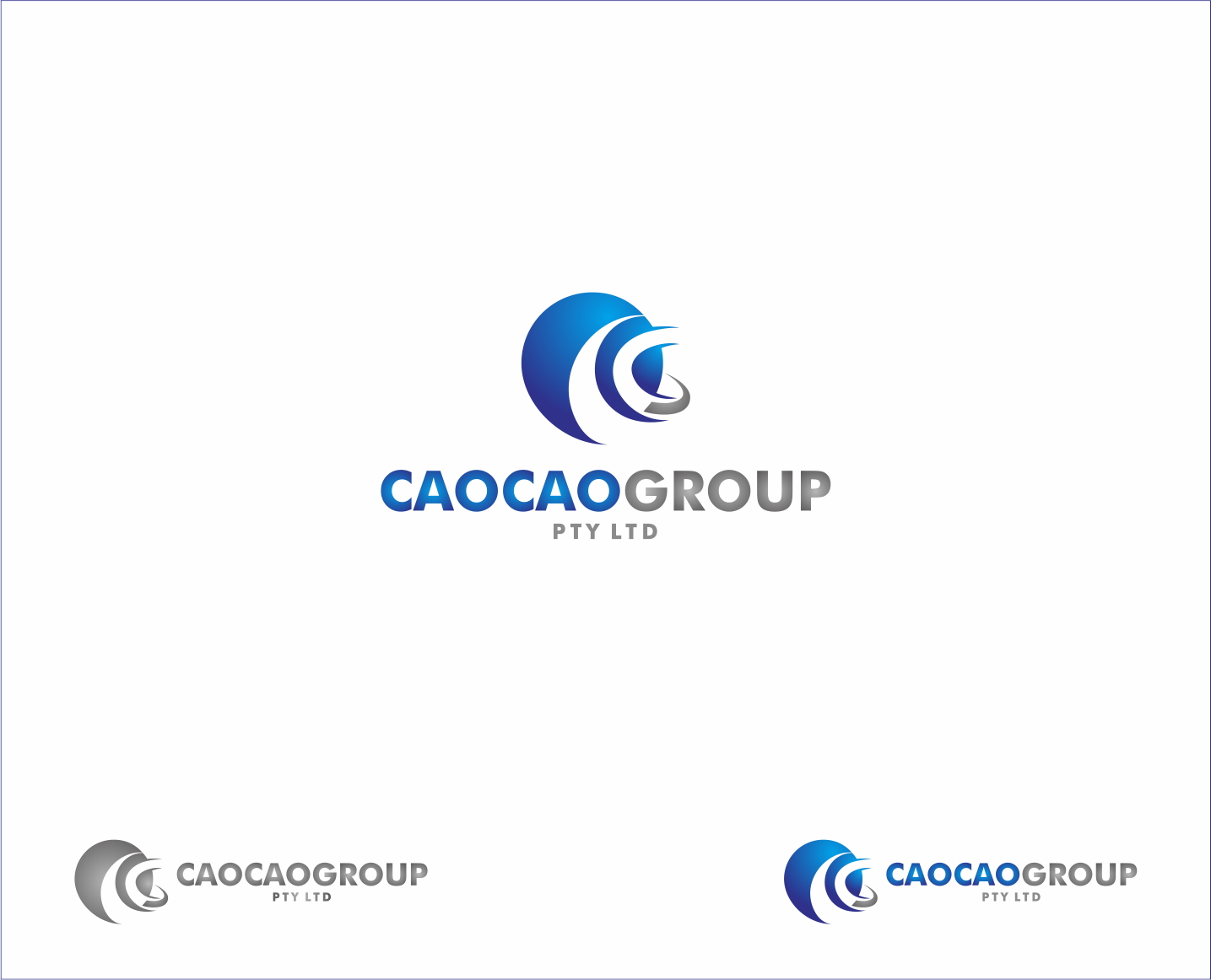 Logo Design by Armada Jamaluddin - Entry No. 177 in the Logo Design Contest cao cao group pty ltd Logo Design.