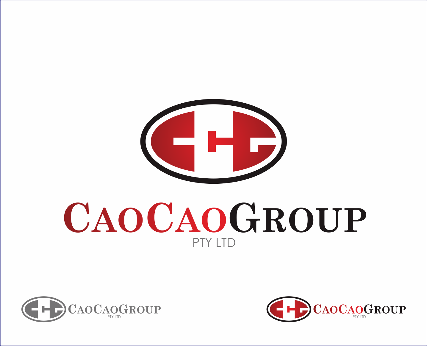 Logo Design by Armada Jamaluddin - Entry No. 188 in the Logo Design Contest cao cao group pty ltd Logo Design.