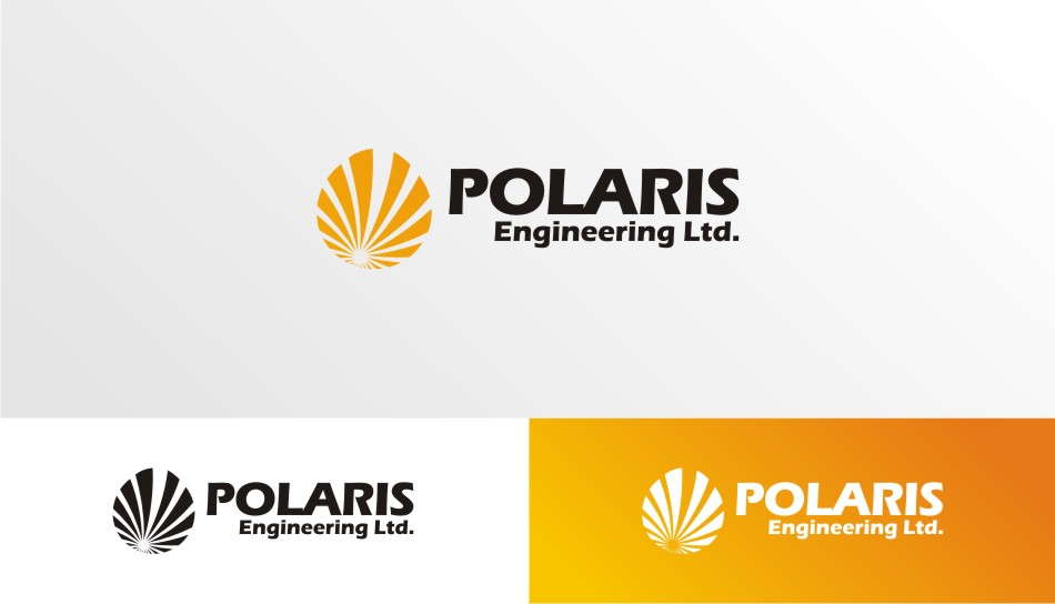 Logo Design by BEER - Entry No. 64 in the Logo Design Contest Polaris Engineering Ltd.