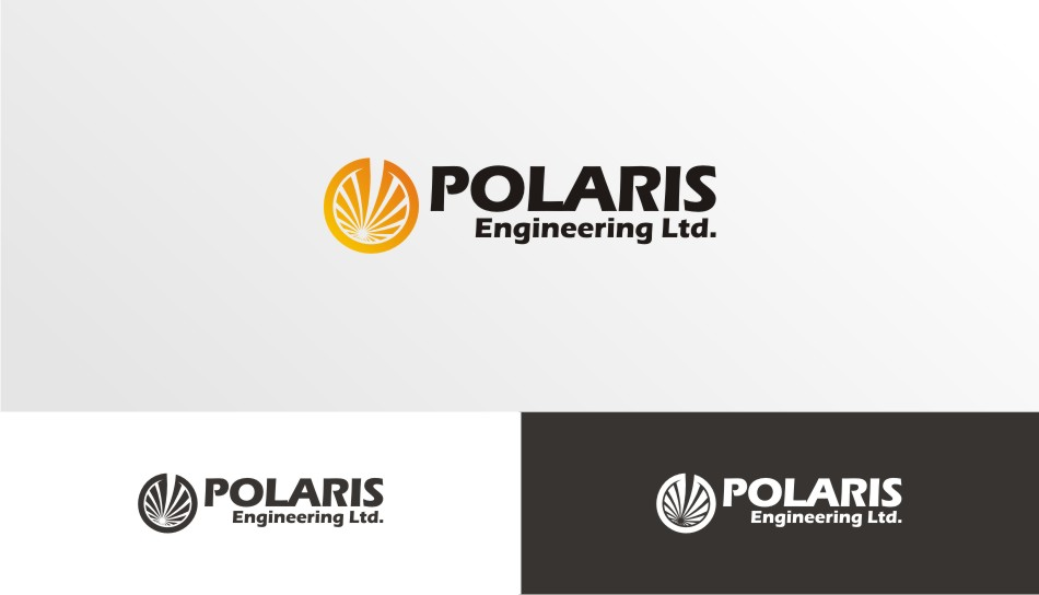 Logo Design by BEER - Entry No. 65 in the Logo Design Contest Polaris Engineering Ltd.