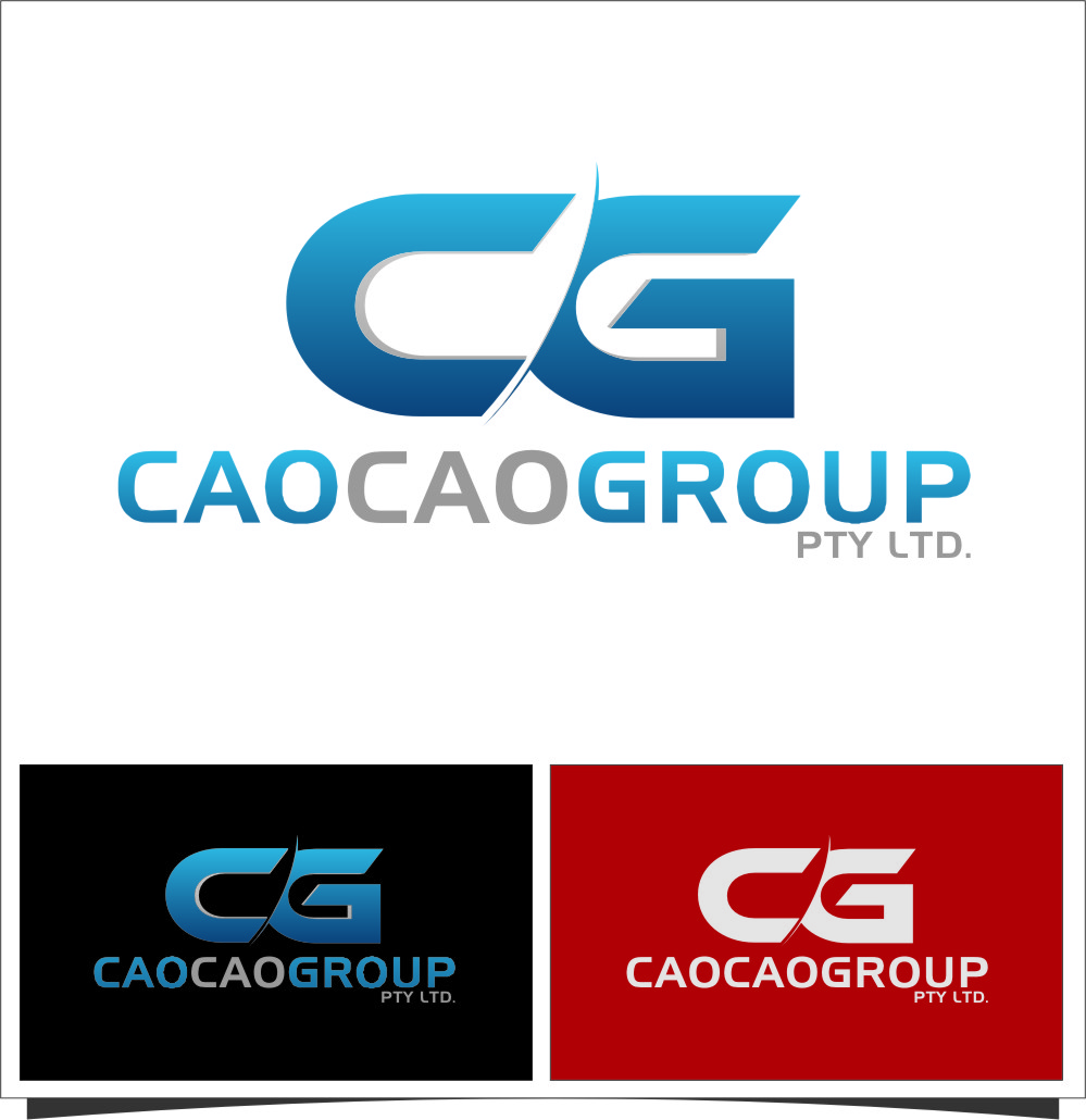 Logo Design by Ngepet_art - Entry No. 197 in the Logo Design Contest cao cao group pty ltd Logo Design.