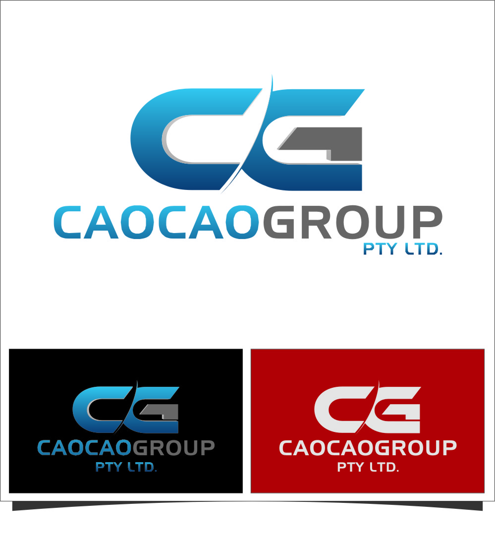 Logo Design by RasYa Muhammad Athaya - Entry No. 198 in the Logo Design Contest cao cao group pty ltd Logo Design.