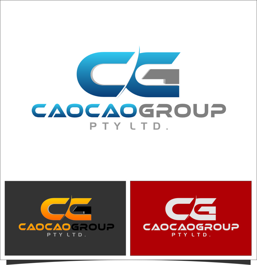 Logo Design by Ngepet_art - Entry No. 199 in the Logo Design Contest cao cao group pty ltd Logo Design.