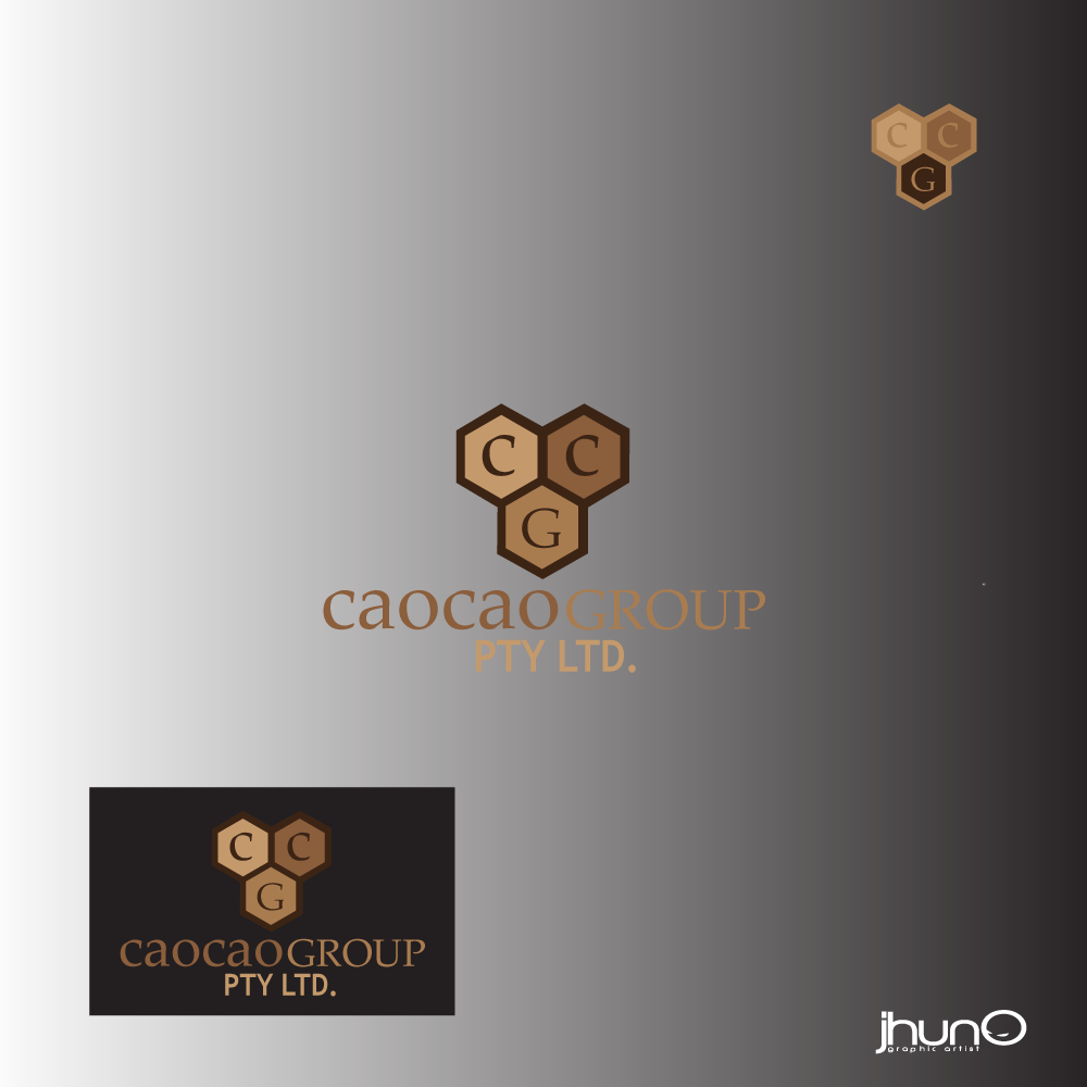 Logo Design by zesthar - Entry No. 201 in the Logo Design Contest cao cao group pty ltd Logo Design.