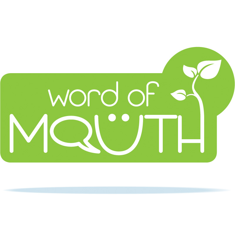 Logo Design by Klick - Entry No. 26 in the Logo Design Contest Word Of Mouth.