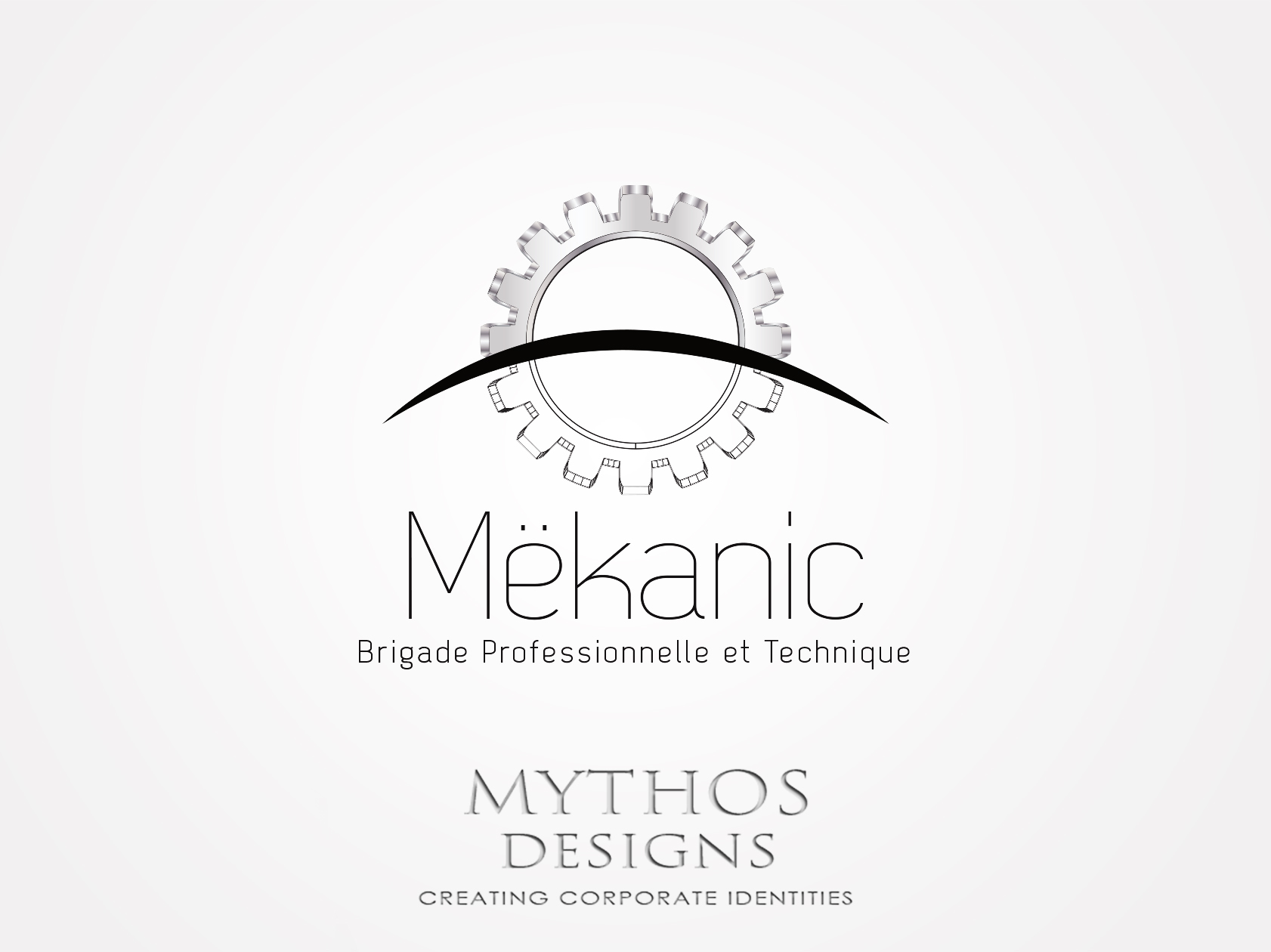 Logo Design by Mythos Designs - Entry No. 166 in the Logo Design Contest Creative Logo Design for MËKANIC - Professional and technical squad.