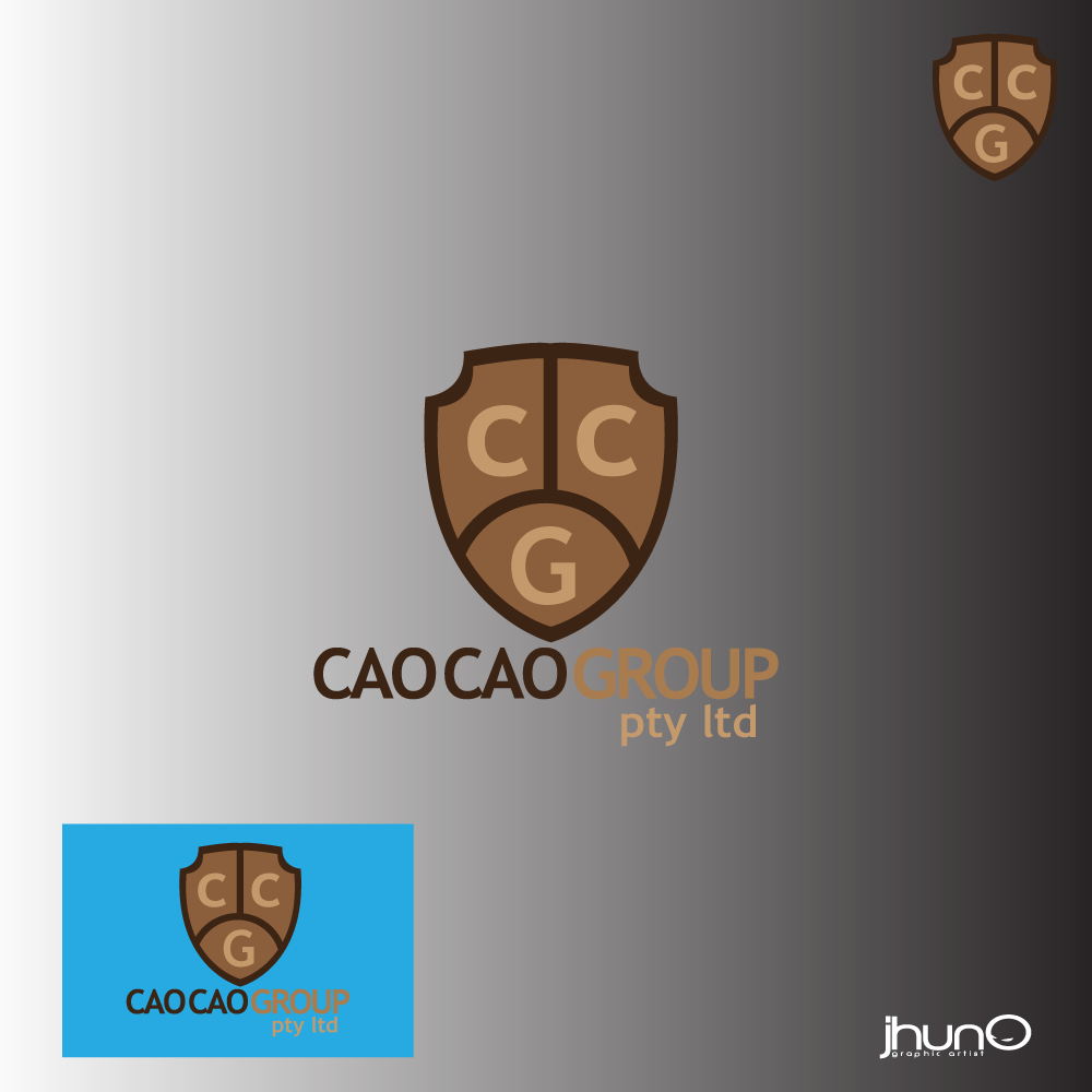 Logo Design by zesthar - Entry No. 202 in the Logo Design Contest cao cao group pty ltd Logo Design.