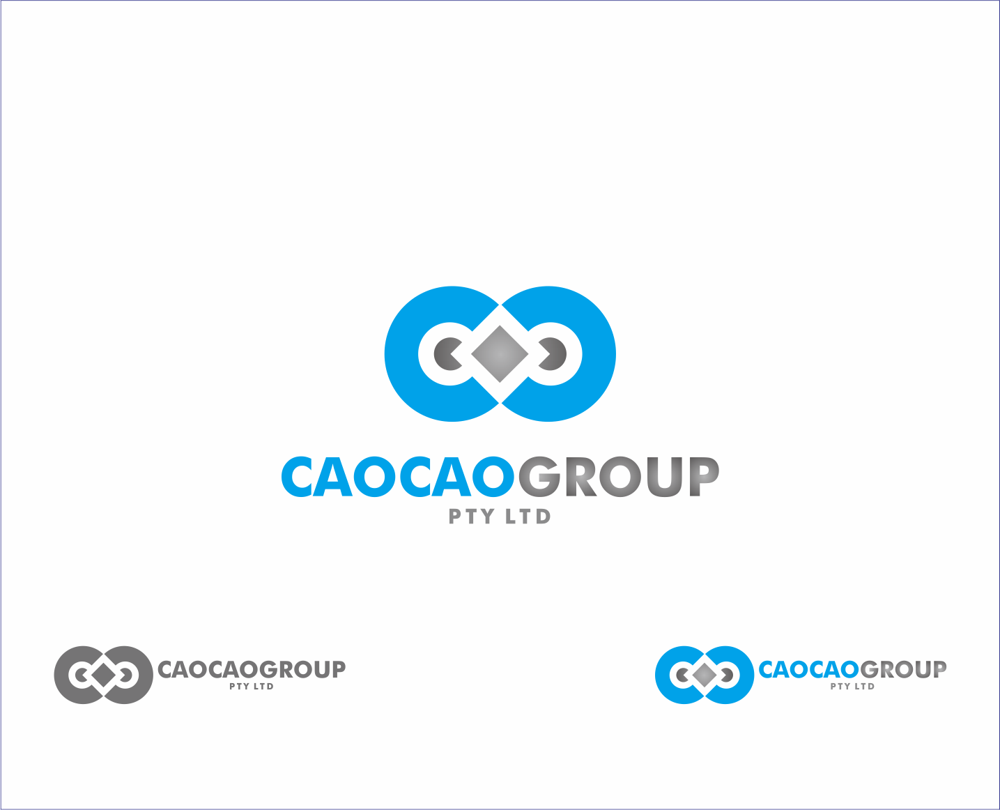 Logo Design by Armada Jamaluddin - Entry No. 203 in the Logo Design Contest cao cao group pty ltd Logo Design.