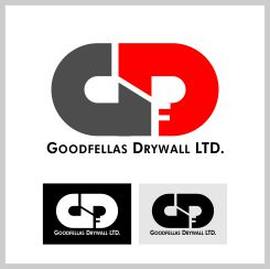 Logo Design by brown_hair - Entry No. 194 in the Logo Design Contest Creative Logo Design for Goodfellas Drywall.