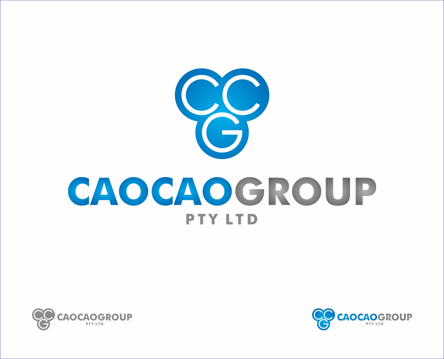 Logo Design by Armada Jamaluddin - Entry No. 204 in the Logo Design Contest cao cao group pty ltd Logo Design.