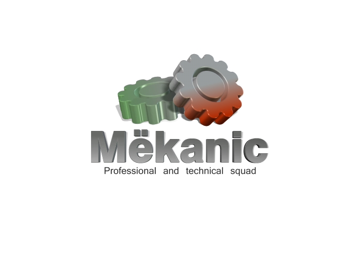 Logo Design by Private User - Entry No. 169 in the Logo Design Contest Creative Logo Design for MËKANIC - Professional and technical squad.