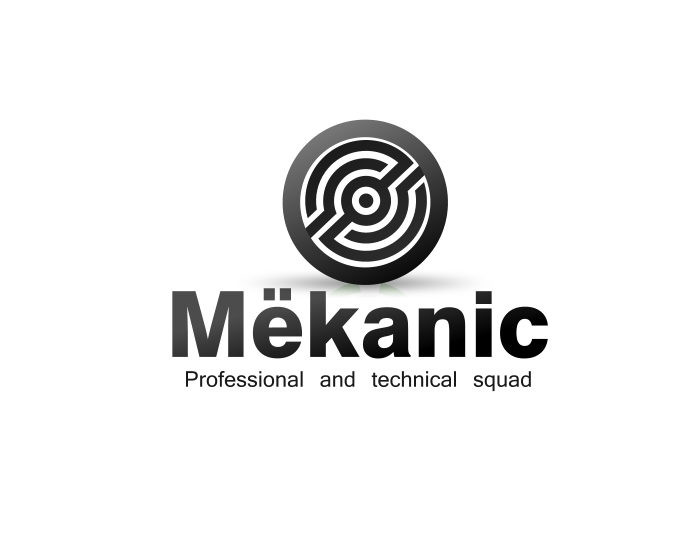 Logo Design by Private User - Entry No. 170 in the Logo Design Contest Creative Logo Design for MËKANIC - Professional and technical squad.