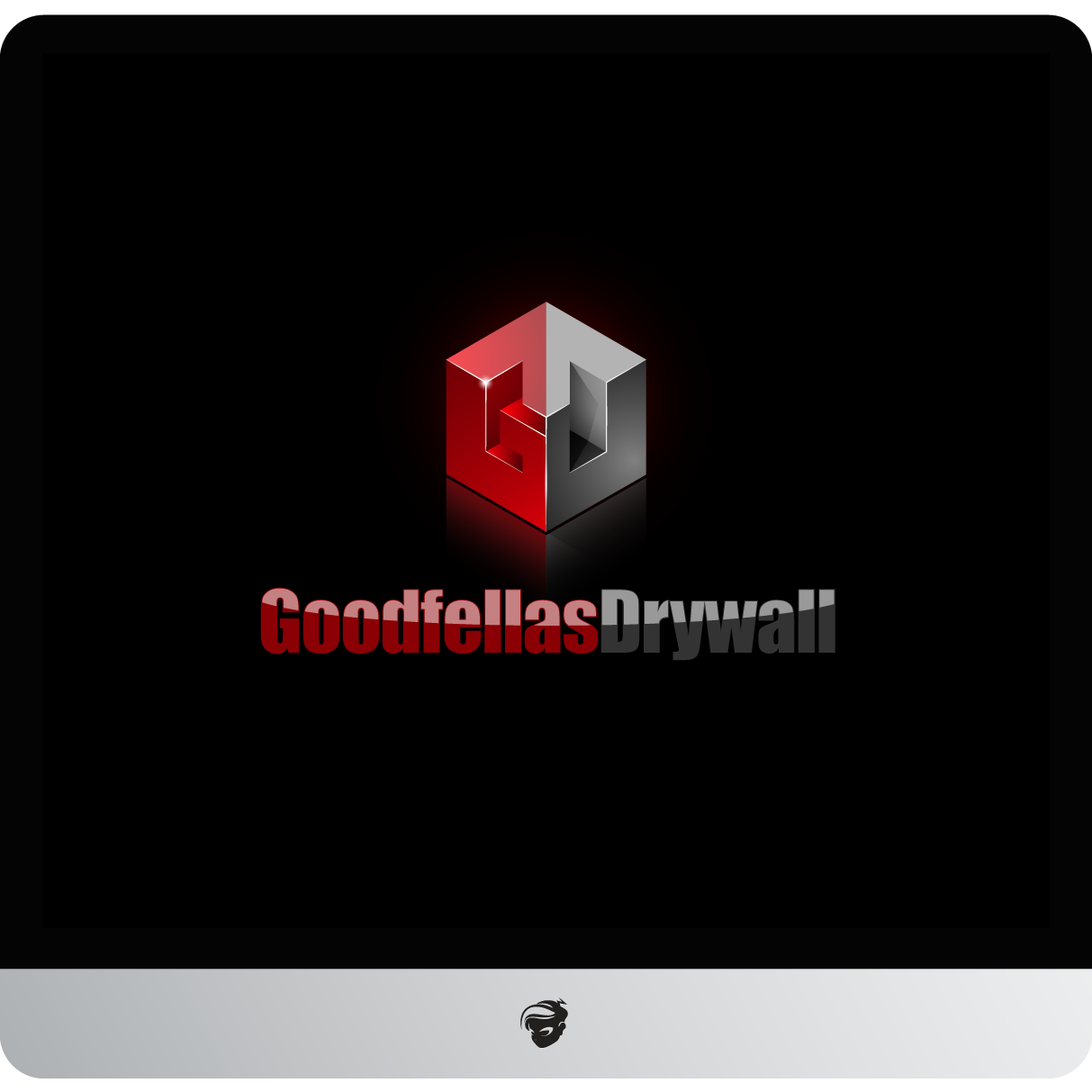 Logo Design by zesthar - Entry No. 197 in the Logo Design Contest Creative Logo Design for Goodfellas Drywall.