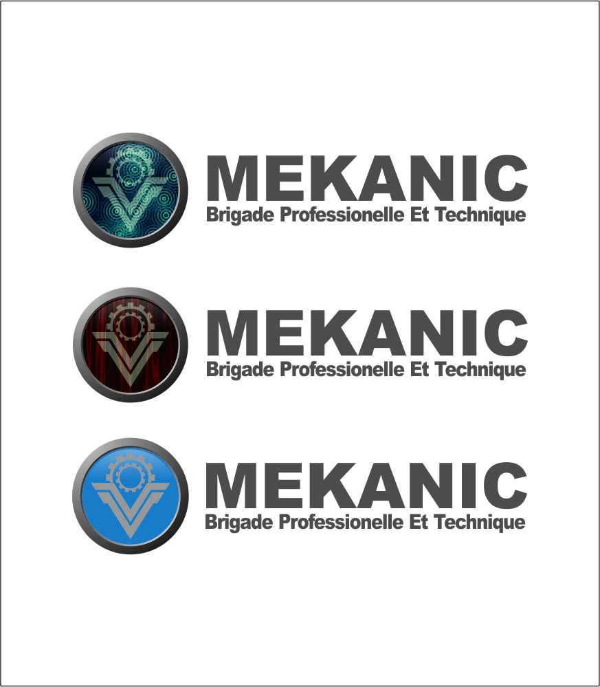 Logo Design by Agus Martoyo - Entry No. 176 in the Logo Design Contest Creative Logo Design for MËKANIC - Professional and technical squad.