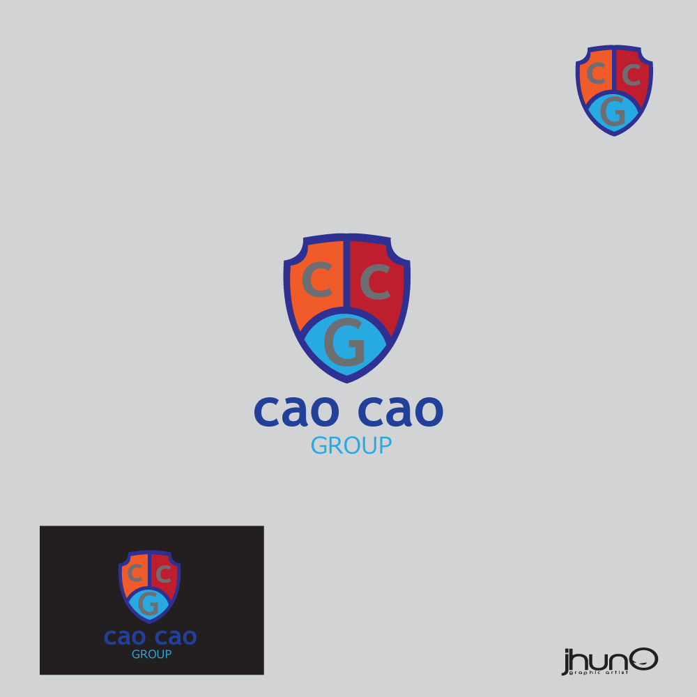 Logo Design by zesthar - Entry No. 209 in the Logo Design Contest cao cao group pty ltd Logo Design.