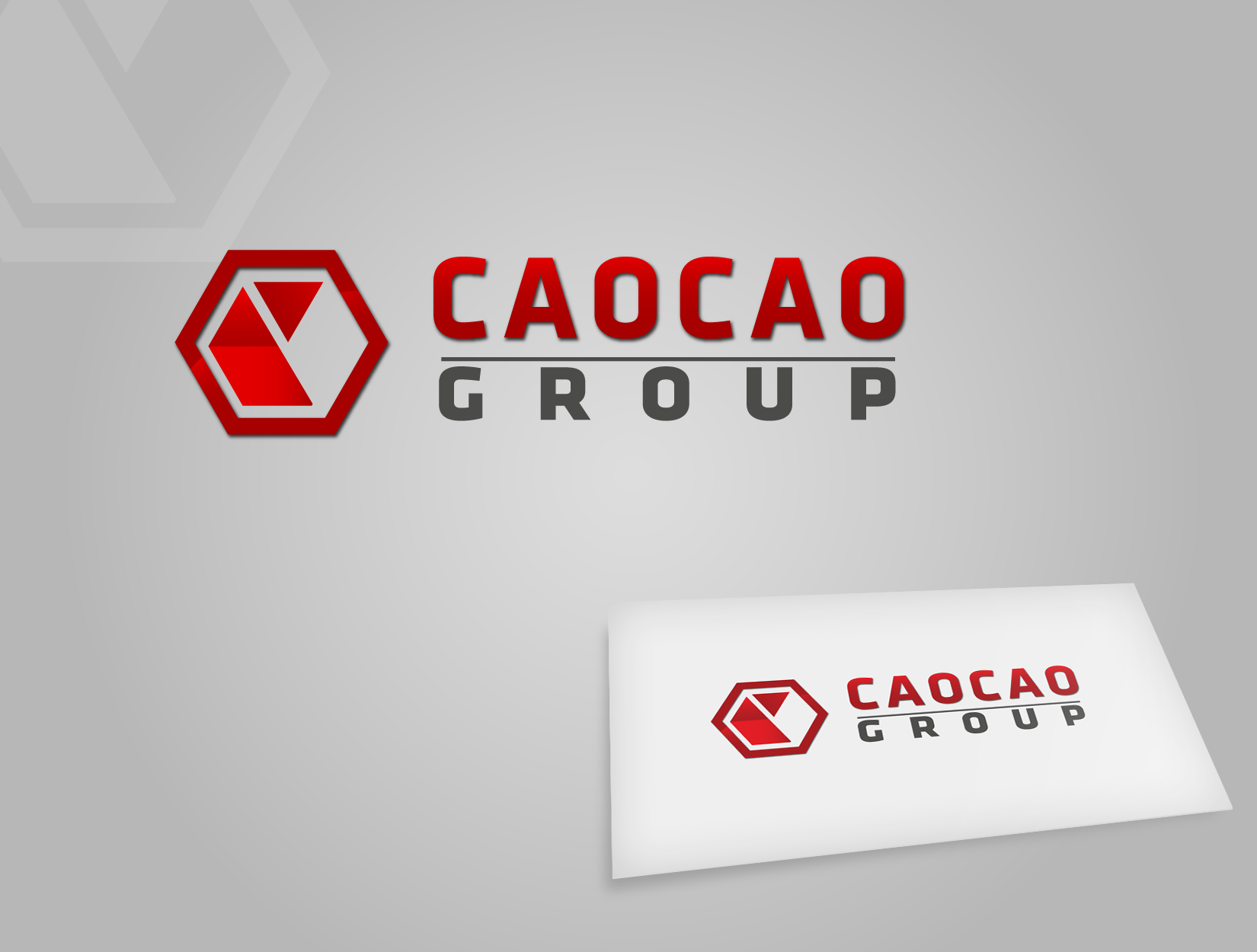 Logo Design by funkeekhan - Entry No. 213 in the Logo Design Contest cao cao group pty ltd Logo Design.