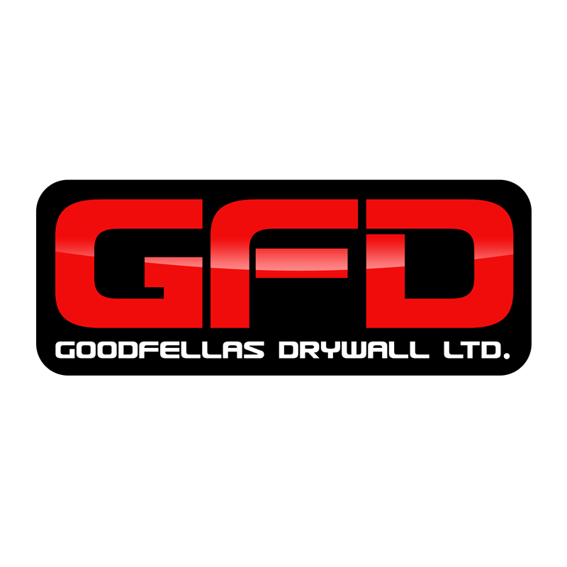 Logo Design by Private User - Entry No. 206 in the Logo Design Contest Creative Logo Design for Goodfellas Drywall.