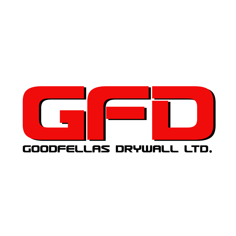 Logo Design by Robert Turla - Entry No. 207 in the Logo Design Contest Creative Logo Design for Goodfellas Drywall.