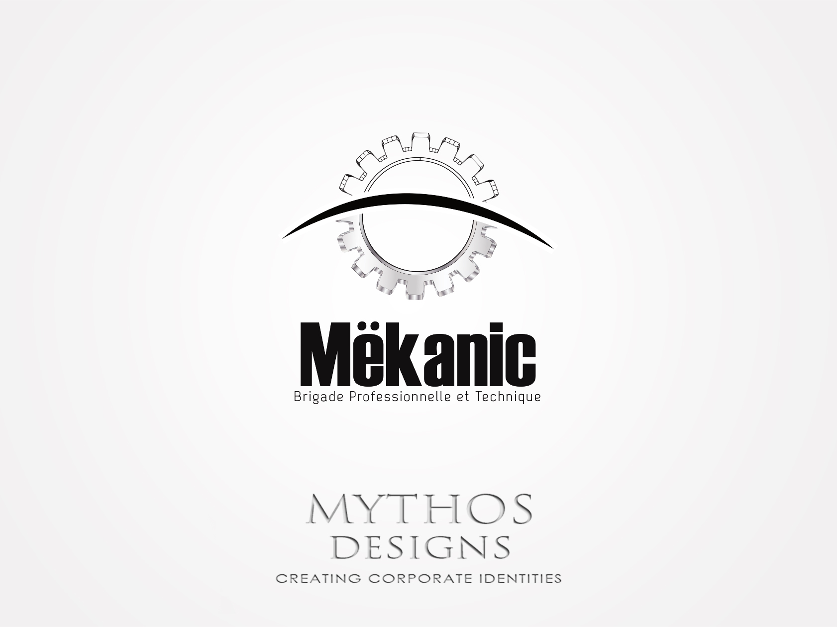 Logo Design by Mythos Designs - Entry No. 180 in the Logo Design Contest Creative Logo Design for MËKANIC - Professional and technical squad.