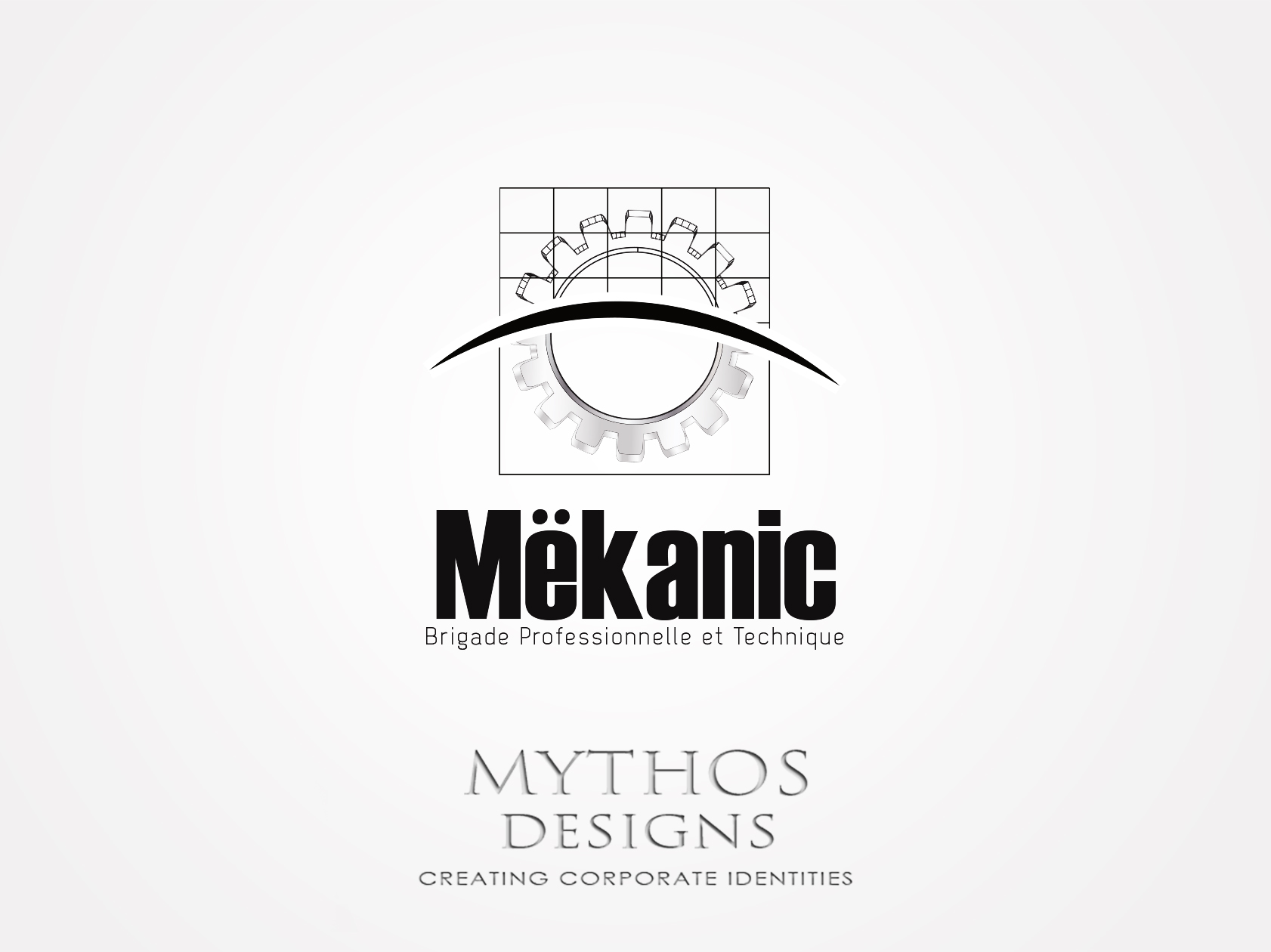 Logo Design by Mythos Designs - Entry No. 181 in the Logo Design Contest Creative Logo Design for MËKANIC - Professional and technical squad.