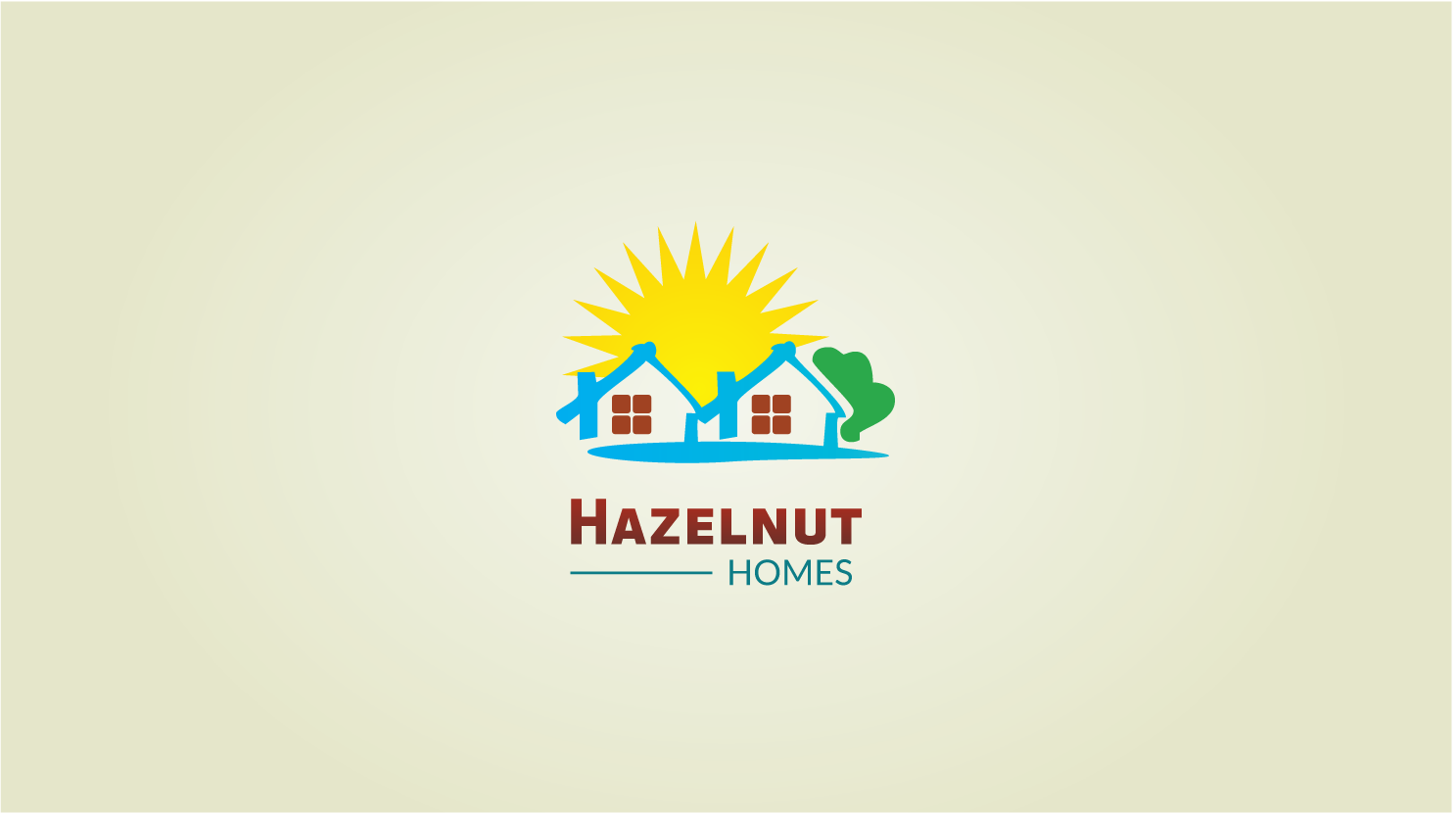 Logo Design by funkeekhan - Entry No. 72 in the Logo Design Contest Unique Logo Design Wanted for Hazelnut Homes.