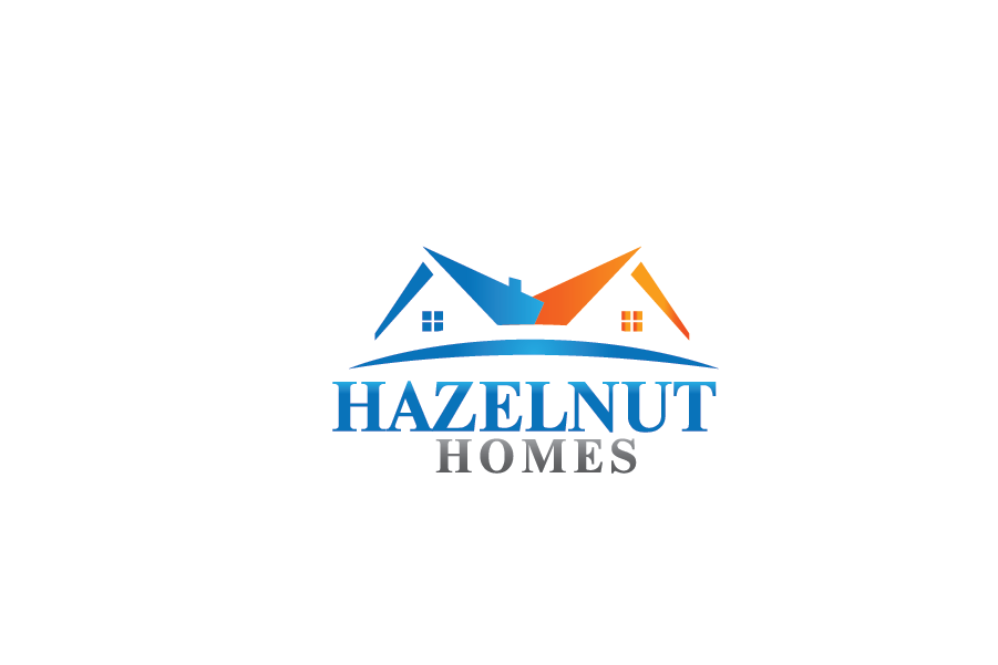 Logo Design by Private User - Entry No. 77 in the Logo Design Contest Unique Logo Design Wanted for Hazelnut Homes.