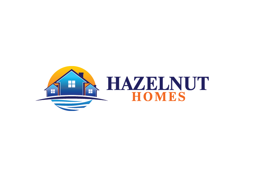 Logo Design by Private User - Entry No. 78 in the Logo Design Contest Unique Logo Design Wanted for Hazelnut Homes.