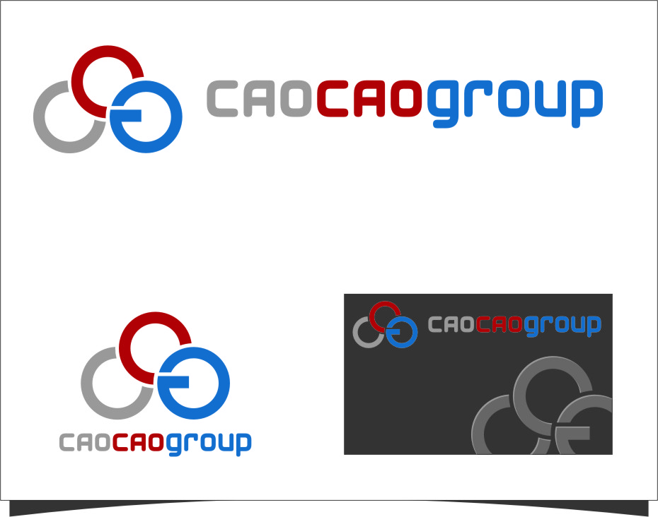 Logo Design by RasYa Muhammad Athaya - Entry No. 214 in the Logo Design Contest cao cao group pty ltd Logo Design.