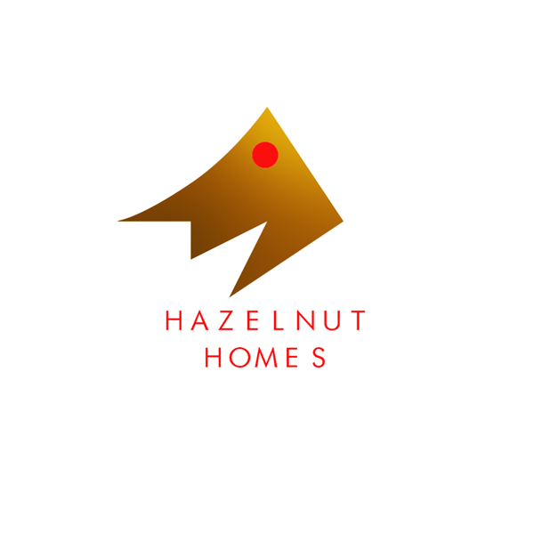 Logo Design by JaroslavProcka - Entry No. 93 in the Logo Design Contest Unique Logo Design Wanted for Hazelnut Homes.