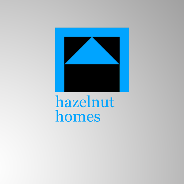 Logo Design by JaroslavProcka - Entry No. 96 in the Logo Design Contest Unique Logo Design Wanted for Hazelnut Homes.