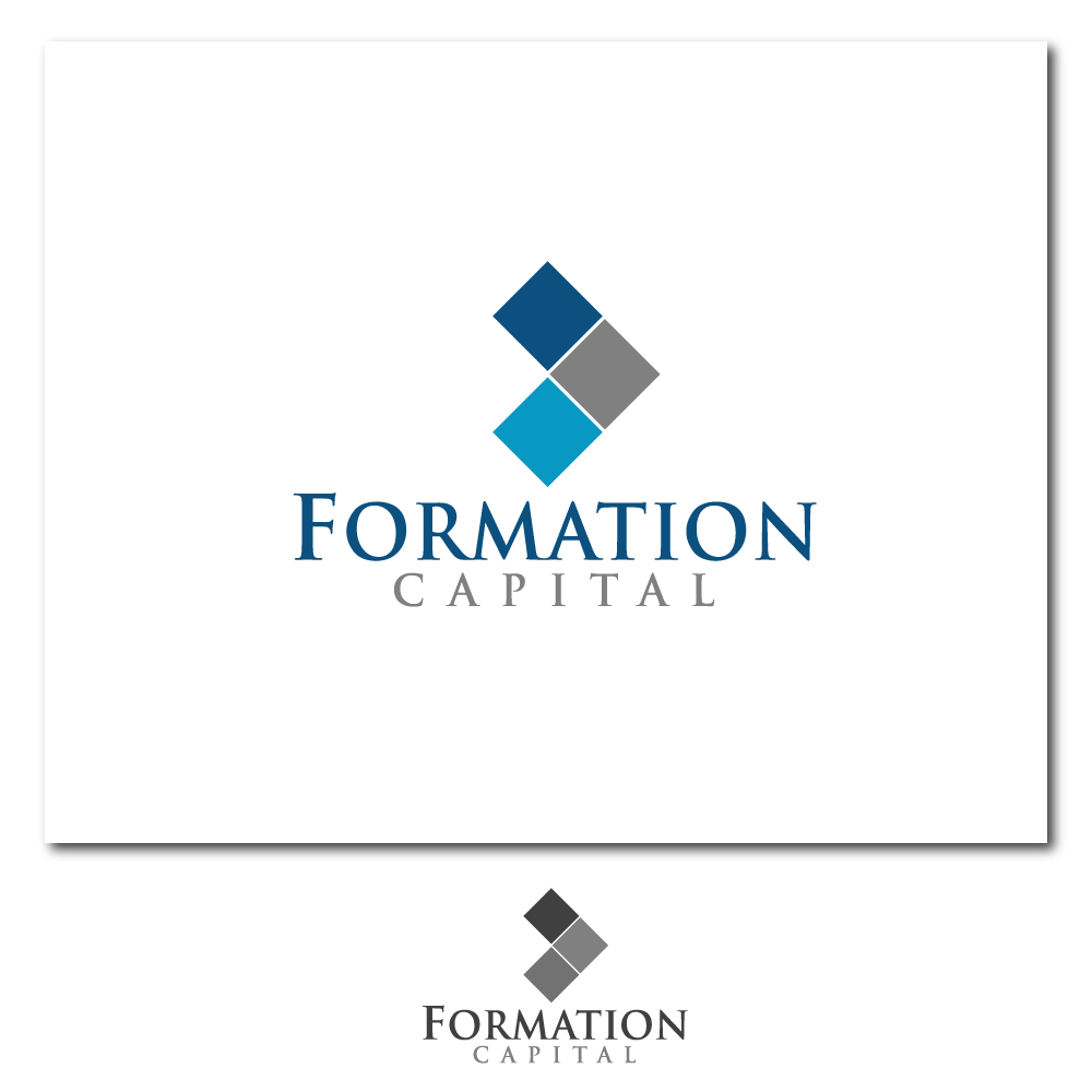 Logo Design by rockin - Entry No. 6 in the Logo Design Contest Inspiring Logo Design for Formation Capital.