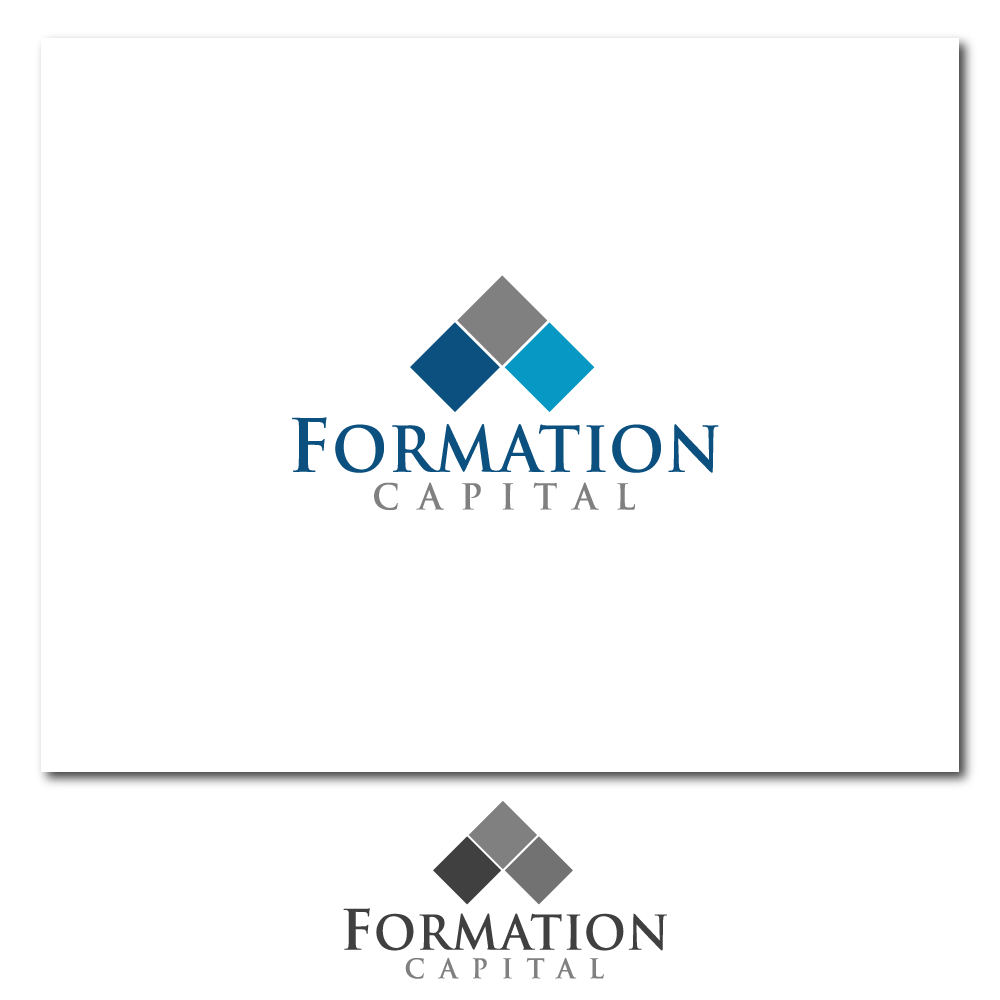 Logo Design by rockin - Entry No. 7 in the Logo Design Contest Inspiring Logo Design for Formation Capital.