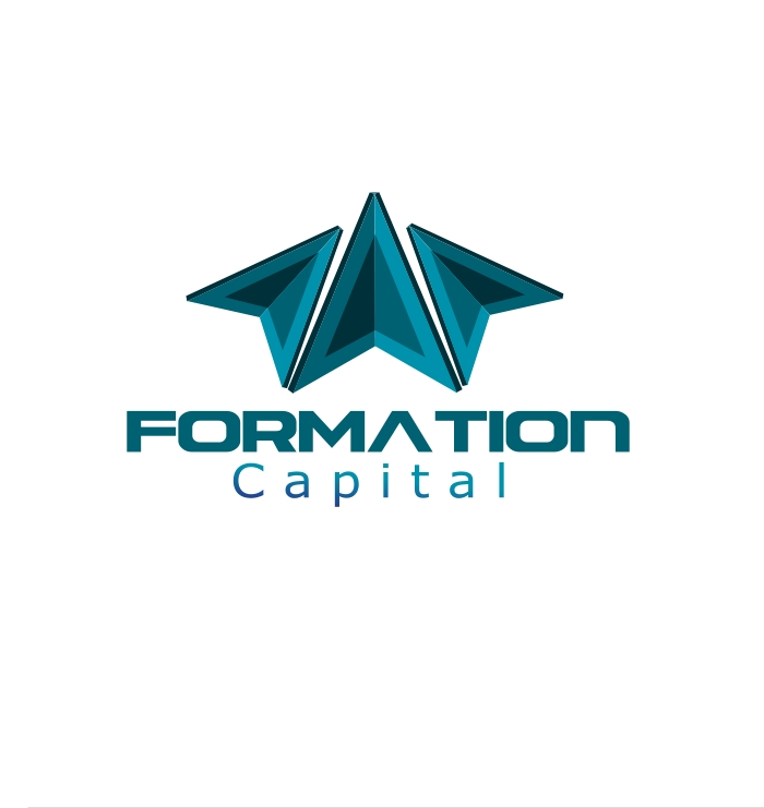 Logo Design by Private User - Entry No. 14 in the Logo Design Contest Inspiring Logo Design for Formation Capital.