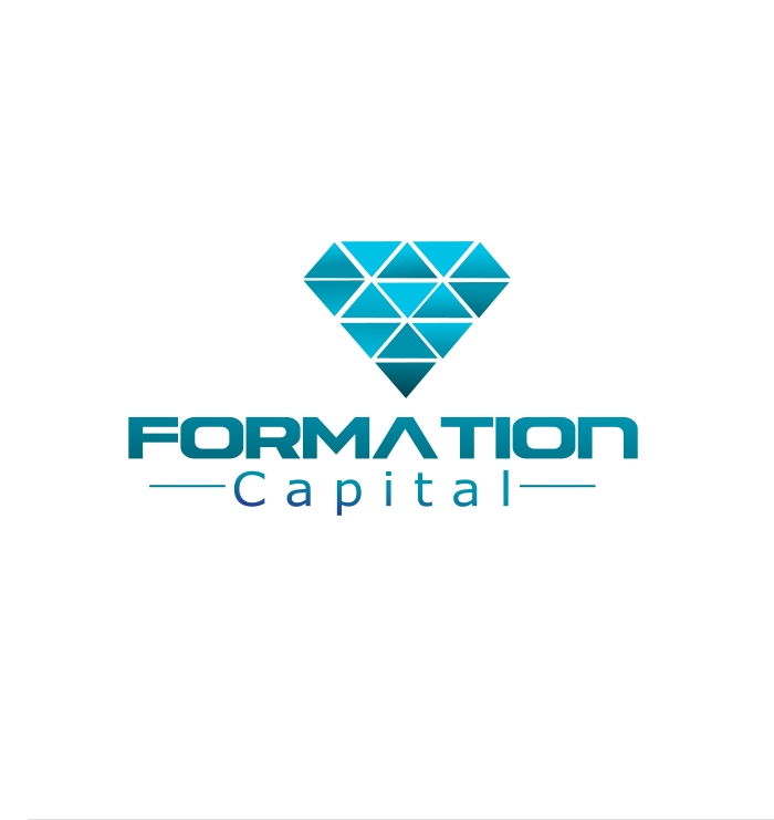 Logo Design by Private User - Entry No. 16 in the Logo Design Contest Inspiring Logo Design for Formation Capital.