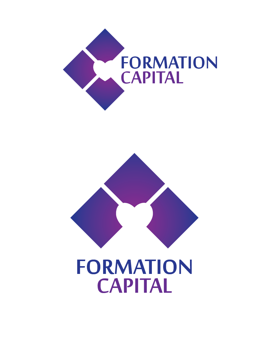 Logo Design by Christina Evans - Entry No. 17 in the Logo Design Contest Inspiring Logo Design for Formation Capital.