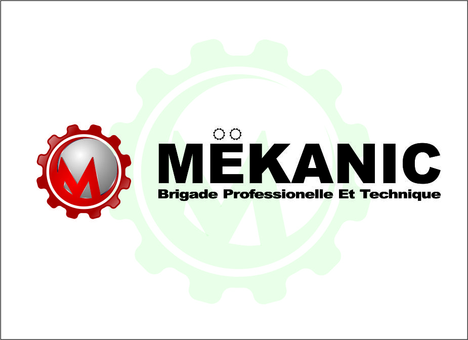 Logo Design by Agus Martoyo - Entry No. 188 in the Logo Design Contest Creative Logo Design for MËKANIC - Professional and technical squad.
