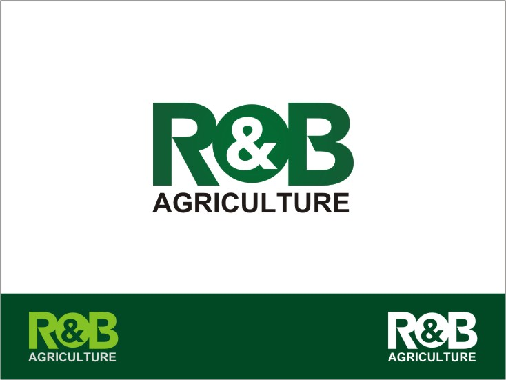 Logo Design by RED HORSE design studio - Entry No. 25 in the Logo Design Contest Captivating Logo Design for R & B Agriculture.
