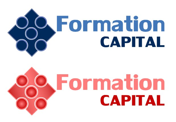 Logo Design by Ismail Adhi Wibowo - Entry No. 24 in the Logo Design Contest Inspiring Logo Design for Formation Capital.