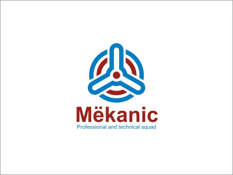 Logo Design by RED HORSE design studio - Entry No. 190 in the Logo Design Contest Creative Logo Design for MËKANIC - Professional and technical squad.