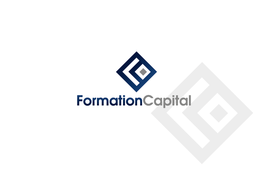 Logo Design by Private User - Entry No. 28 in the Logo Design Contest Inspiring Logo Design for Formation Capital.