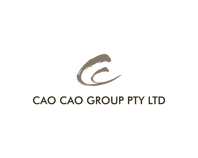 Logo Design by Dije Eki - Entry No. 228 in the Logo Design Contest cao cao group pty ltd Logo Design.