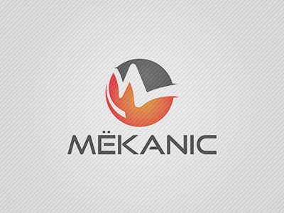 Logo Design by mediaproductionart - Entry No. 197 in the Logo Design Contest Creative Logo Design for MËKANIC - Professional and technical squad.