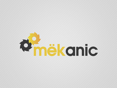 Logo Design by mediaproductionart - Entry No. 199 in the Logo Design Contest Creative Logo Design for MËKANIC - Professional and technical squad.