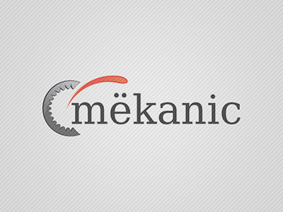 Logo Design by mediaproductionart - Entry No. 200 in the Logo Design Contest Creative Logo Design for MËKANIC - Professional and technical squad.