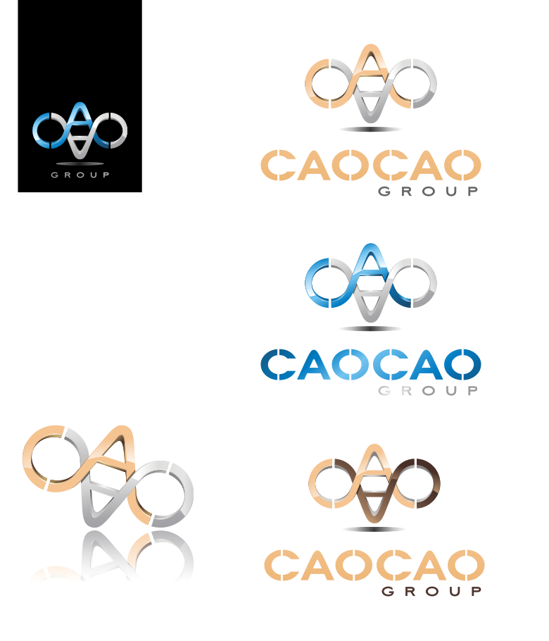 Logo Design by graphicleaf - Entry No. 229 in the Logo Design Contest cao cao group pty ltd Logo Design.