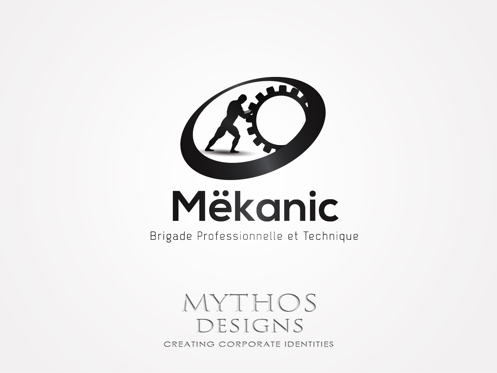 Logo Design by Mythos Designs - Entry No. 206 in the Logo Design Contest Creative Logo Design for MËKANIC - Professional and technical squad.